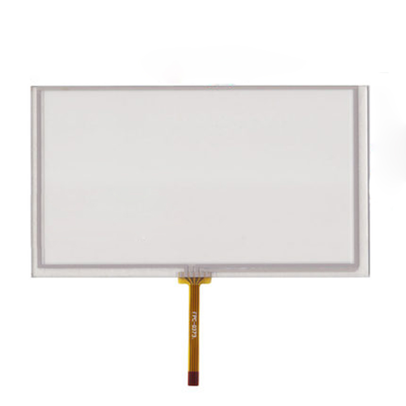 New 6.2 inch 4Wire Resistive Touch Panel Digitizer Screen For SONY XAV-W600
