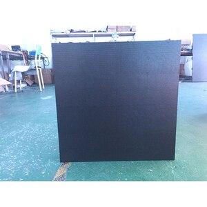 Image 2 - Led לוח מודעות LED פנל P6 SMD rgb 576x576mm למות יצוק אלומיניום קבינט השכרה עבור חיצוני עמיד למים פרסום
