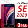 Protetor de Tela de Vidro De proteção para O Iphone Se 2020 I Phone 7 8 Glas Temperado Ip Ise I7 I8 Se2020 Armadura a folha de Filme 1 2 3 Pcs