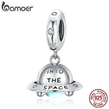 Bracelet Charm Bamoer Jewelry Diy Beads 925-Sterling-Silver Original Fit SCC1696 Snake