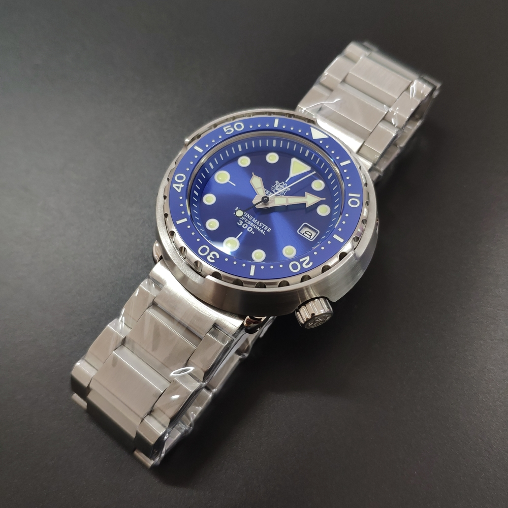STEELDIVE NH35 Automatic Mechanical Dive Watch Sapphire Crystal 316L Steel Dive Watches Men 300m Automatic Mechanical Self Wind(China)