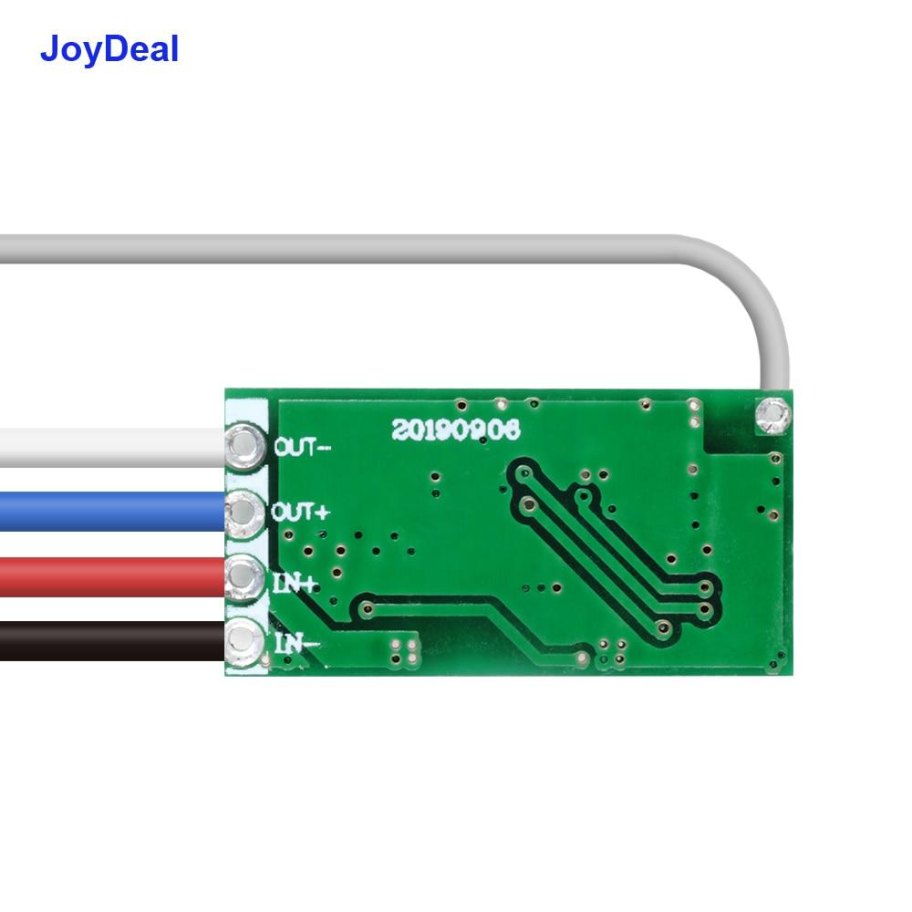 02 joydeal 5v 12v wireless micro mini led light switch