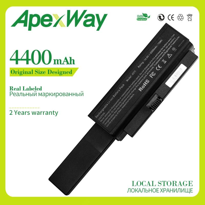Apexway ноутбук Батарея для hp 4210S 4310S 4311S 530974-321 530974-361 530974-251 530975-341 HSTNN-DB91 HSTNN-OB91 HSTNN-OB92