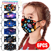 Children Galaxy Starry Sky Printed Motorcycle Face маска Scarfs Outdoor Neck Headband Fullface Shield маски Cycling Bandanas(China)