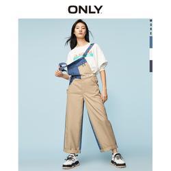Женские свободные джинсовые комбинезоны с широкими штанинами ONLY | 12017L509