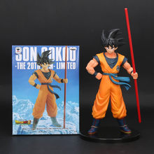 24cm dragão bola figura super son goku o 20th filme limitado pvc figura de ação dragon ball z estatueta brinquedos(China)