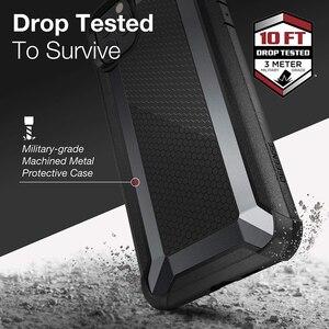 Image 2 - X Doria Defense тактический Чехол для телефона iPhone 11 Pro Max, военный класс, протестированный чехол, чехол для iPhone 11 Pro, алюминиевый чехол