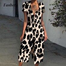 2021 Summer Sexy Leopard Leafs Print Hip Dress Women Elegant Turn-Down Collar Button Shirt Dresses Female Fashion Casual Dress