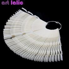 Unhas falsas com anel removível, esmalte em gel natural gráfico para colorir as unhas, prática de treino, com anel removível, 150 peças