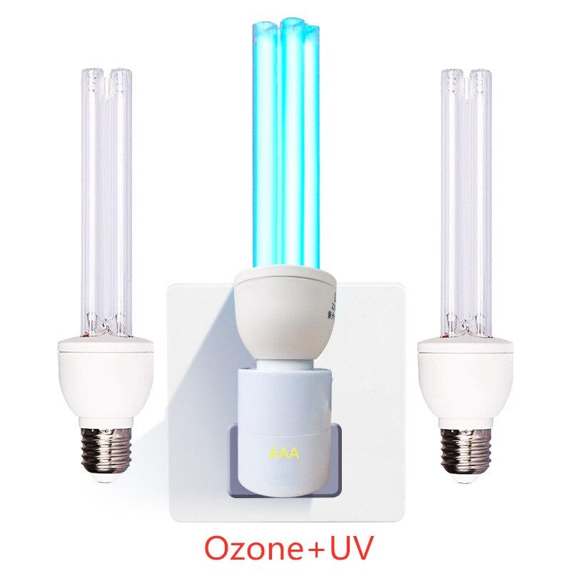 20W Lamp UVC Compact Sterilization Quartz E27 Light Blub Disinfection Useful
