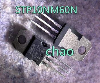 5 unids/lote STP10NM60N 10NM60N a-220