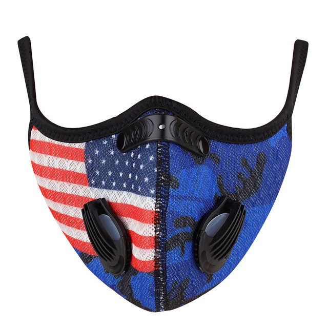 USA Multi-protection Mask  4