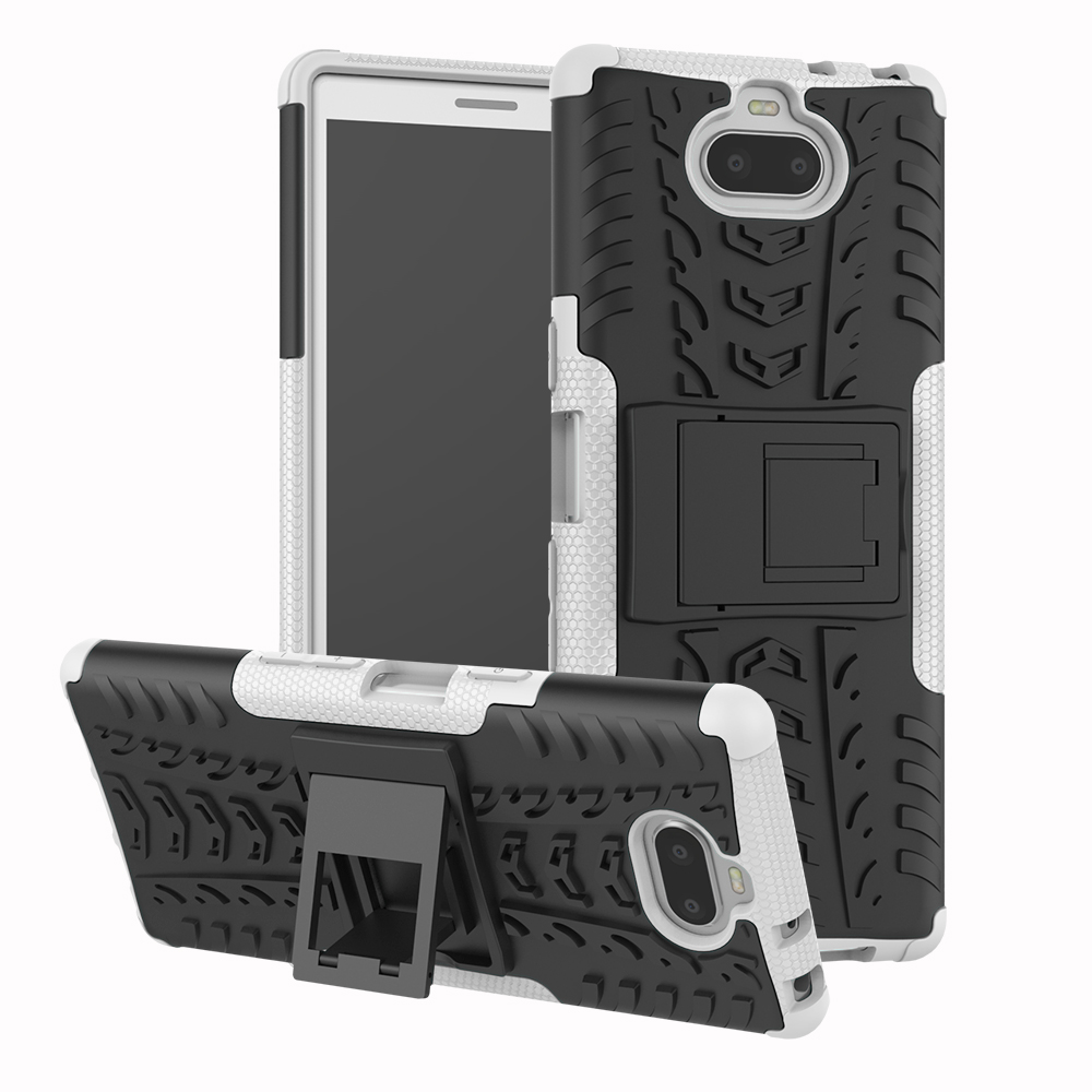 Armor <font><b>Case</b></font> For <font><b>Sony</b></font> E5 C5 C6 <font><b>Xperia</b></font> <font><b>10</b></font> XA XA1 XA2 XA3 Ultra X mini L1 L2 L3 Plus Compact Shockproof Hard Protective <font><b>Cover</b></font> <font><b>Case</b></font> image