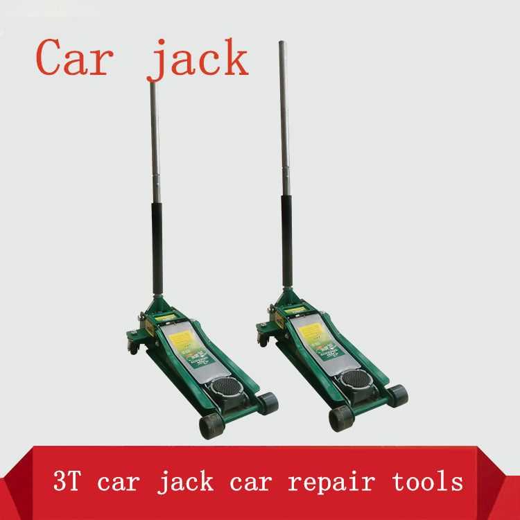 Low Level Horizontal Jack 3t Automobile Jack Automobile Maintenance Tool