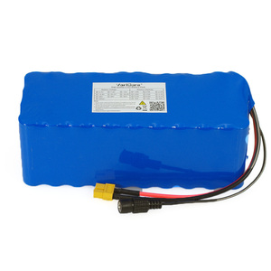 Image 5 - VariCore 36V 10000mAh 500W High Power 42V 18650 Lithium Battery Motorcycle Balance car Bicycle Scooter with 42v 2A Charger
