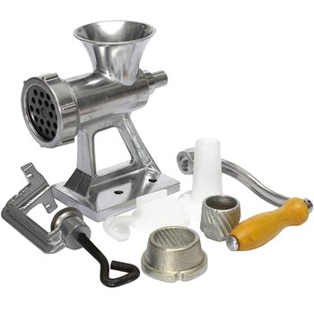 Sausage Meat Grinder Household Enema Machine Manual Stir Meat Cans Garlic Pot Sausage Machine Grinding Pepper Machine Tool Sale i chef thai garlic and pepper stir fry sauce 50g amazing from thailand