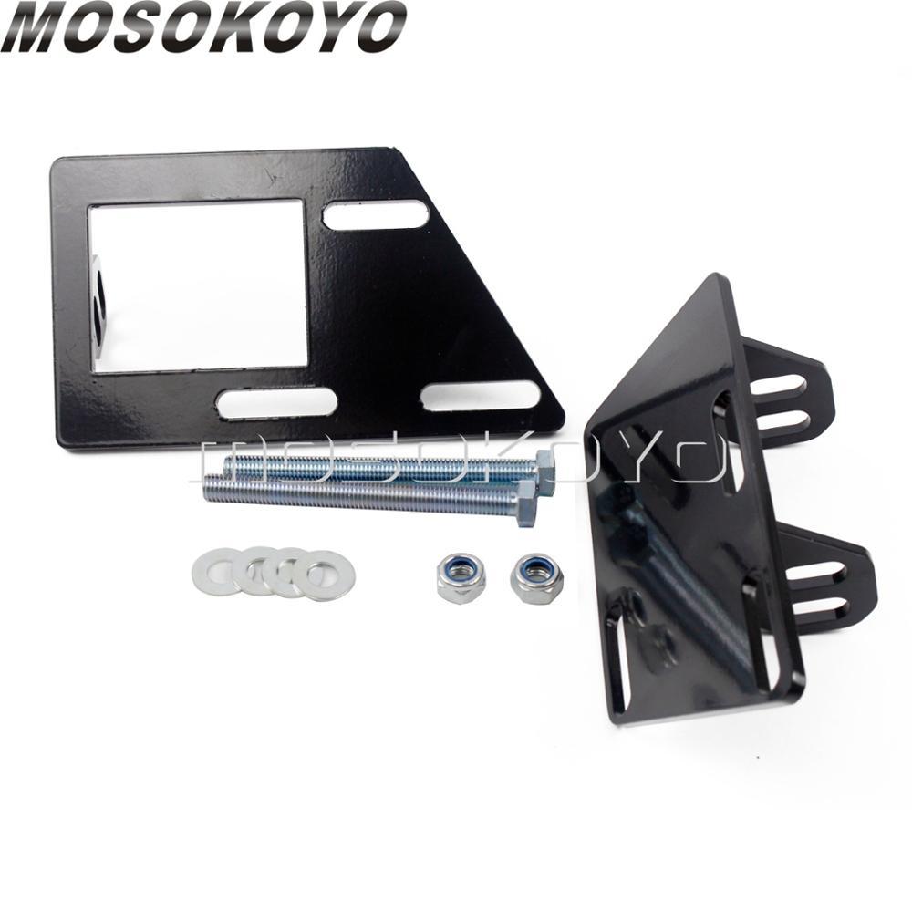 Pour S10 S15 2WD Blazer Jimmy Sonoma Bravada V8 SBC 350 réglable CNC support de support de support de moteur