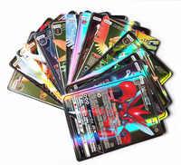 300 pçs gx 60 100 pçs mega brilhante cartões jogo batalha carte cartas de negociação jogo crianças pokemons brinquedo