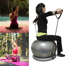 Exercise Stability Yoga Ball with Stability Base Resistance Bands for Gym Home Office Flexible Fitness Seat Balance Ball optimal power flow with stability constraints