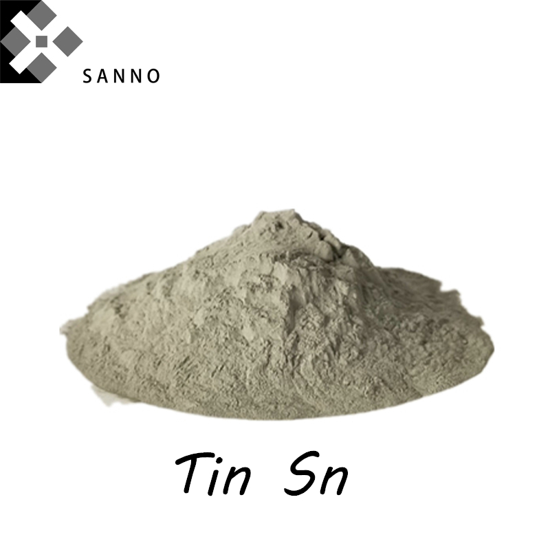 Free Shipping  High Purity 99.96% Sn Metal Tin Powder For Conductive Coating Material & Powder Metallurgical Structure Materials