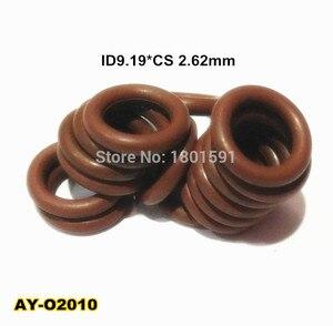 Image 3 - Freies verschiffen 100 einheit großhandel gummi o ringe dichtung für bosch kraftstoff injektor reparatur kits größe 9.19*2,62mm AY O2010
