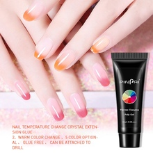 Nail Solid State Extended Glue Crystal Extension UV Phototherapy Tool Newest Products