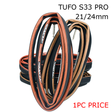 1Pc Tufo S33 Pro Racefiets Tubular Clincher Band Fietsbanden Fixed Gear Band 28 \