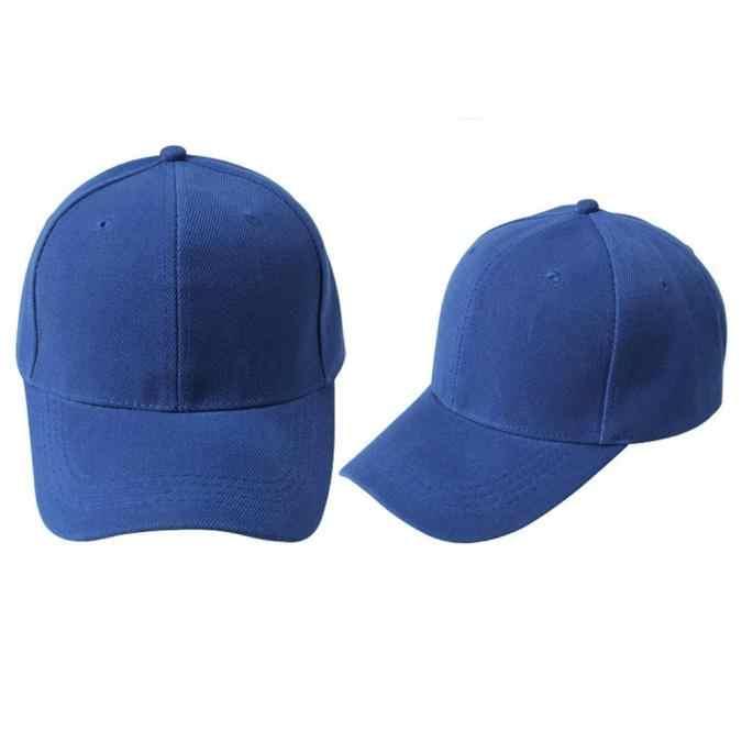 도매 야구 모자 여자 남자 모자 야구 모자 새로운 Casquette 모자 솔리드 컬러 조정 가능한 고라 Mujer 모자 뼈 еееа