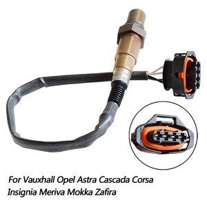 Image 1 - 0258010065 Front Oxygen Sensor For Vauxhall Opel Astra Cascada Corsa Insignia Meriva Mokka Zafira 5855391 55568266 55562206