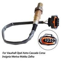 0258010065 Vauxhall Opel Astra Cascada Corsa Insignia Meriva Mokka Zafira 용 전면 산소 센서 5855391 55568266 55562206