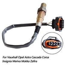 0258010065 เซนเซอร์ตรวจจับออกซิเจนด้านหน้าสำหรับ Vauxhall Opel Astra Cascada Corsa เครื่องราชอิสริยาภรณ์ Meriva Mokka Zafira 5855391 55568266 55562206