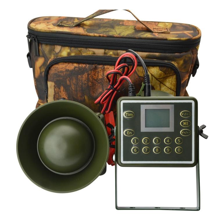 60W Speakers Hunting Decoy Waterproof Duck Bird Caller Sounds Trap Hunting Bird Device Mp3 Birds Player|Outdoor Tools| |  - title=
