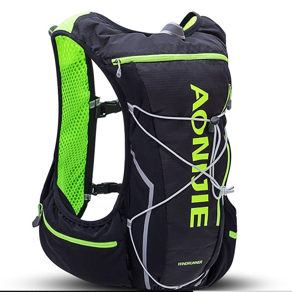 Aonijie Trail sac de course Fitness course accessoires sac à dos en plein air ultra léger randonnée Marathon course cyclisme sac à eau - 2