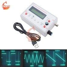 DC3.7-10V FG-100 sinal gerador módulo dds função freqüência contador ajustável seno/quadrado/triângulo/sawtooth onda 1hz-500khz