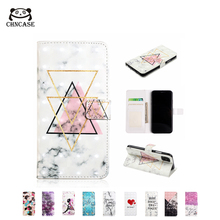 CHNCASE Marble PU Magnetic Leather Phone Case For iPhone X XSMAX XR 5 5s SE 6 6s 7 8 Plus 11 Pro Flip Wallet Cover Cases