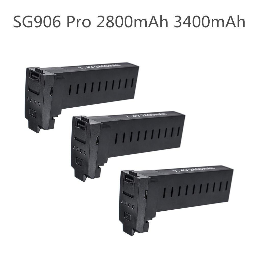 Дрон Limskey SG906 PRO, запасной аккумулятор, GPS, 7,4 В, 2800 мА · ч, 3400 мА · ч