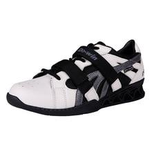 Новинка; профессиональная обувь для тяжелой атлетики; спортивная обувь для приседания; вес для бодибилдинга; мужские кроссовки для тренировок; Размеры 35-46
