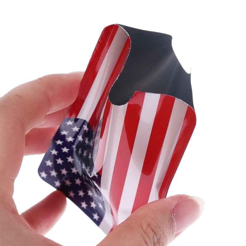 Антиrfid тонкий кошелек блокирующий считыватель ID кредитный банк защита карт бизнес для мужчин и женщин металлический алюминиевый держатель карты NFC безопасность