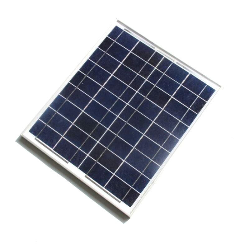 20W 18V Polycrystalline Silicon Solar Panel For 12V Photovoltaic Power Home System 20WP 12V DC Poly