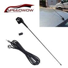 FM/AM усилитель сигнала антенны Автомобильная крыша радио антенна сигнальный кабель для Peugeot 106 205 206 306 307 309 405 406 806 807