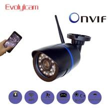 Kamera IP HD 1080P zewnętrzne WiFi bezpieczeństwo w domu kamera 720P 2MP bezprzewodowy nadzór WiFi SD gniazdo TF wodoodporna kamera IP Onvif
