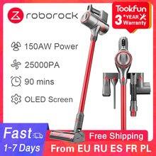 Nouveau Roborock H6 aspirateur à main maison sans fil balayage 25000Pa cyclone aspiration Multi fonctionnel brosse dépoussiéreur