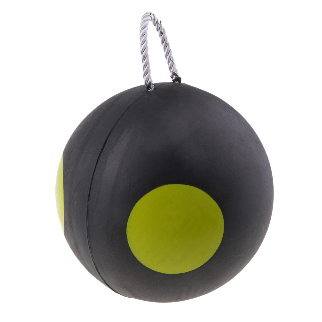 3D Ball Reusable Archery Target Rapid Self Recovery EVA Foam Target Dia.23cm
