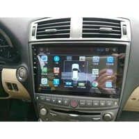 Chogath car Multimedia Player Quad Core Android 8.0 Autoradio di Navigazione GPS per Lexus IS250 IS200 IS220 IS300 2006- 2012