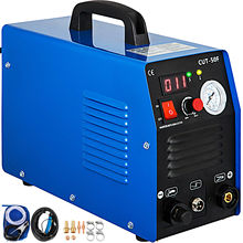 Plasma-Cutter Welding-Cutting-Machine CUT50 IGBT VEVOR 50amp Inverter Digital