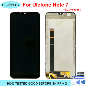 6.1inch 1280*600 For ulefone note 7 LCD Display + Touch Screen Digiziter Assembly Original Replacement note7 7p Cell Phone