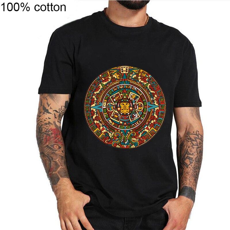 Mayan Sun t-shirt Mystic Indian sign symbol Aztec mayas Culture Civilization