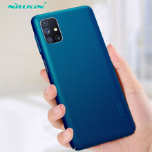 For Samsung Galaxy M51 Case 6.7 inch NILLKIN Super Frosted Shield Matte PC Hard Phone Back Cover For Samsung M51 Case