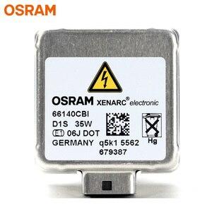 Image 5 - OSRAM D1S D3S xénon voiture phare automatique Super voiture ampoule blanc froid Original 5500K 12V 35W HID CBI Cool bleu Intense (2 pièce)