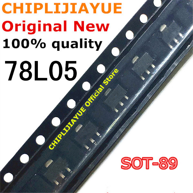 50-100 шт. 78L05 SOT89 CJ78L05 SOT-89 SOT SMD новый и оригинальный чипсет IC